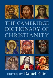 Cambridge Dictionary of Christianity   2010 edition cover