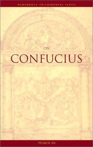 On Confucius   2002 9780534583859 Front Cover