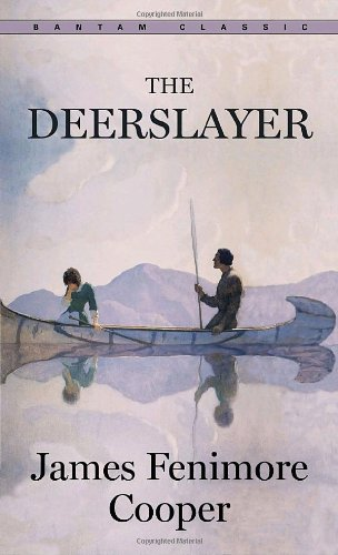 Deerslayer   1982 edition cover