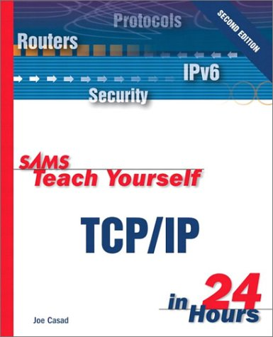 TCP/IP  2nd 2001 9780672320859 Front Cover