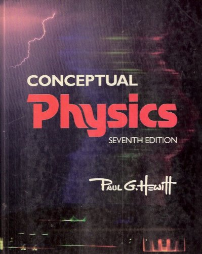 MasteringPhysics - For Conceptual Physics  7th 1993 edition cover
