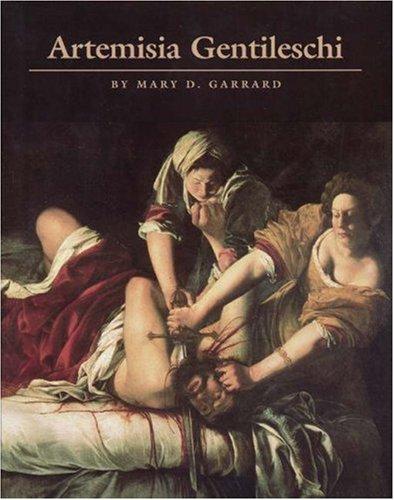 Artemisia Gentileschi The Image of the Female Hero in Italian Baroque Art  1991 edition cover
