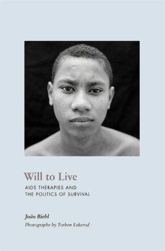 Will to Live AIDS Therapies and the Politics of Survival  2007 edition cover