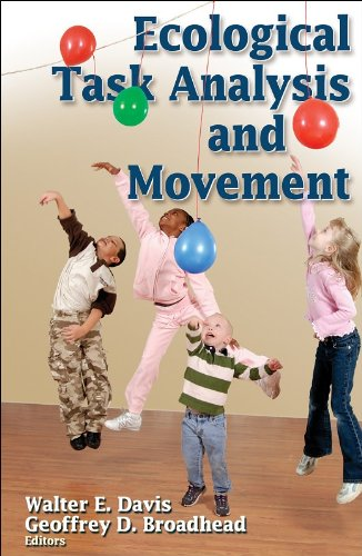 Ecological Task Analysis and Movement   2007 9780736051859 Front Cover