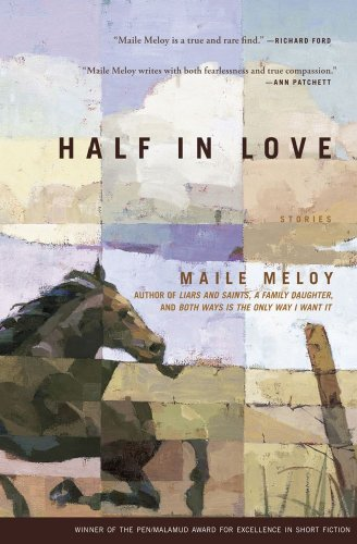 Half in Love Stories  2003 edition cover