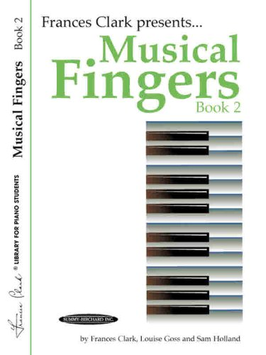 Musical Fingers   1995 edition cover