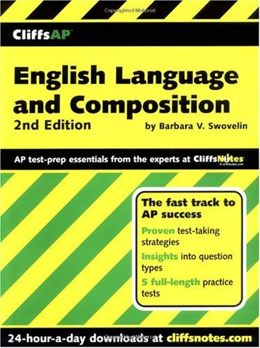 English Language and Composition  2nd 2001 (Revised) edition cover