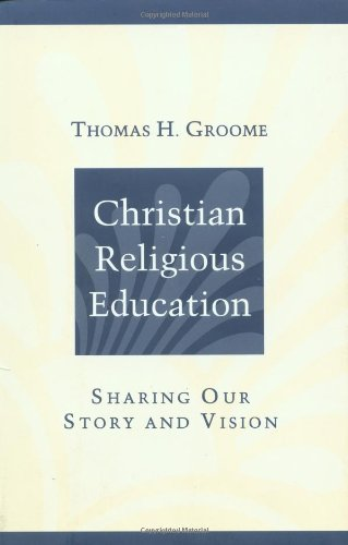 Christian Religious Education Sharing Our Story and Vision  1980 edition cover