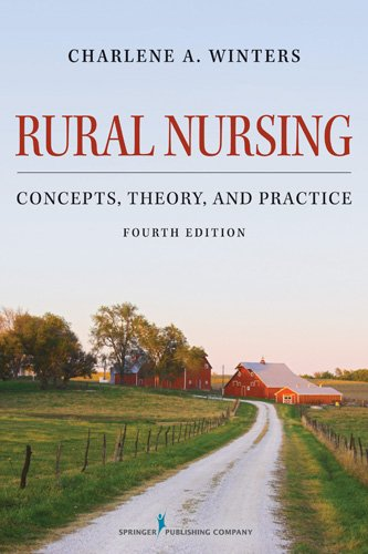 Rural Nursing: Concepts, Theory, and Practice  2013 edition cover