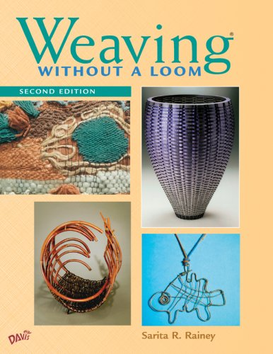 Weaving Without a Loom Second Edition  2007 edition cover