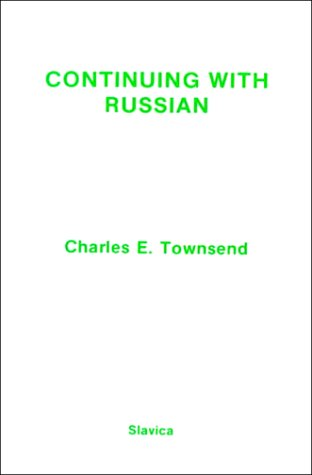 Continuing with Russian  Reprint edition cover
