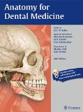 Anatomy for Dental Medicine  2nd 2015 edition cover