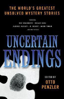 Uncertain Endings   2008 9781933648859 Front Cover