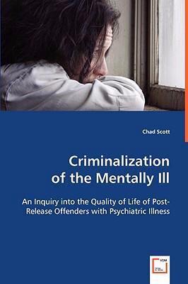 Criminalizationof the Mentally Ill   2008 edition cover