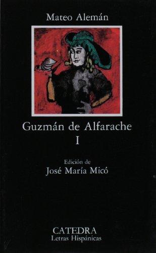 Guzman de Alfarache 1st 9788437606859 Front Cover