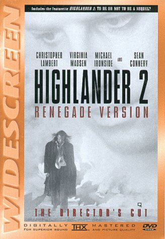 Highlander II: Renegade Version System.Collections.Generic.List`1[System.String] artwork
