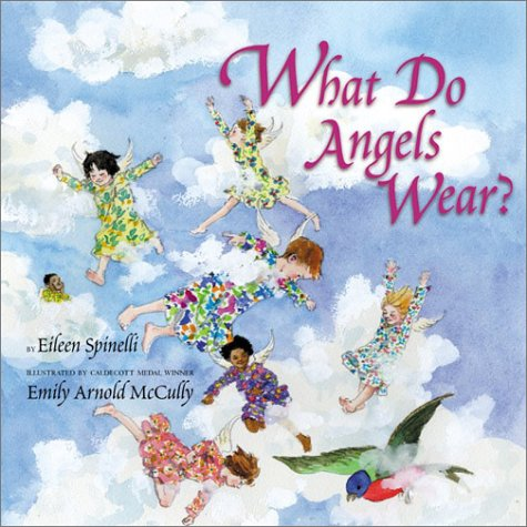 What Do Angels Wear?   2001 9780060288860 Front Cover