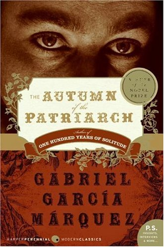 Autumn of the Patriarch  N/A edition cover