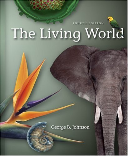 Living World  4th 2006 (Revised) edition cover