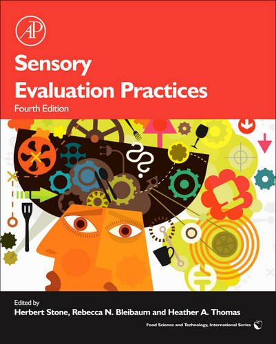 Sensory Evaluation Practices  4th 2012 edition cover