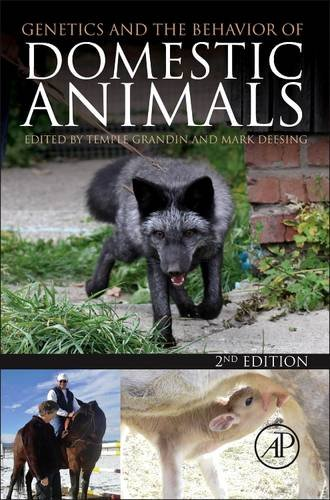 Genetics and the Behavior of Domestic Animals  2nd 2014 9780123945860 Front Cover
