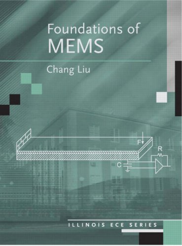 Foundations of MEMS   2006 9780131472860 Front Cover