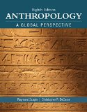 Anthropology:  8th 2015 edition cover