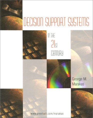 Decision Support Systems   1999 9780137441860 Front Cover