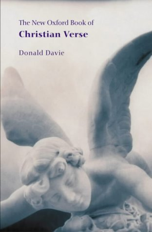 New Oxford Book of Christian Verse   2003 edition cover