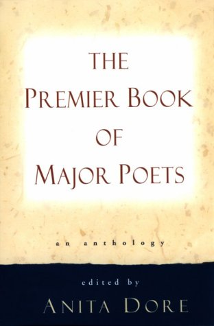 Premier Book of Major Poets An Anthology N/A edition cover