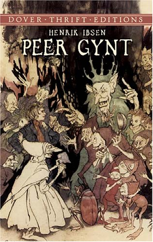 Peer Gynt   2003 edition cover