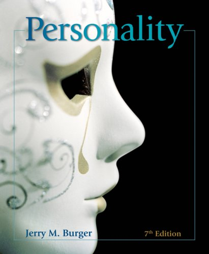 Personality  7th 2008 edition cover