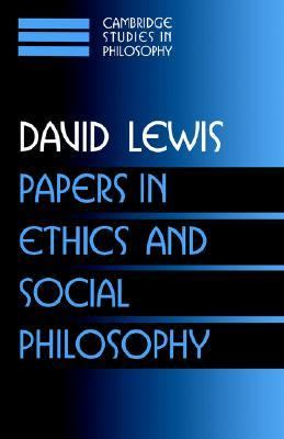 Papers in Ethics and Social Philosophy   2000 9780521587860 Front Cover