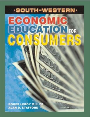 Economic Education for Consumers   2000 9780538686860 Front Cover