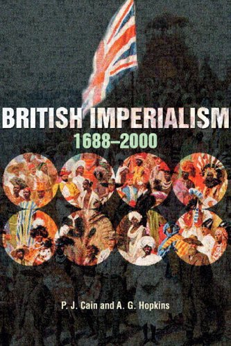 British Imperialism 1688-2000 2nd 2001 (Revised) edition cover