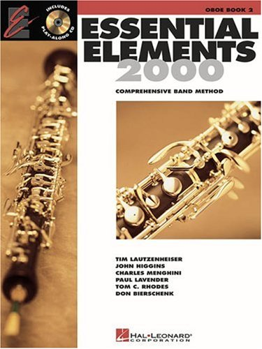Essential Elements 2000 Bk. 2 : Oboe N/A edition cover
