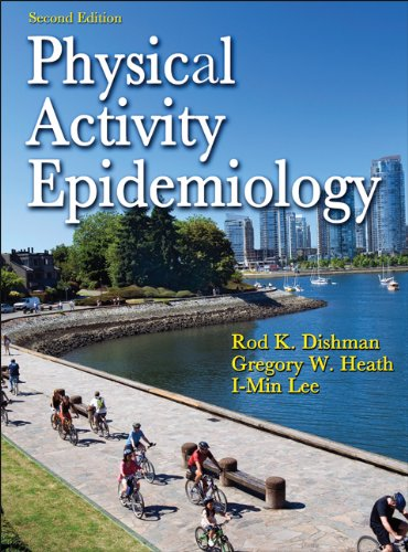Physical Activity Epidemiology  2nd 2013 9780736082860 Front Cover