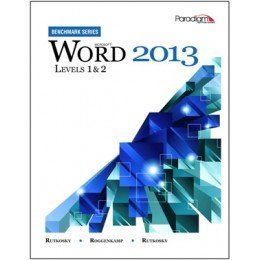 WORD 2013 LEVEL 1+2-W/CD       N/A edition cover
