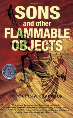 Sons and Other Flammable Objects A Novel N/A edition cover