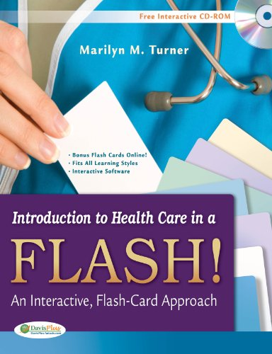 Introduction to Health Care in a Flash! An Interactive, Flash-Card Approach  2013 edition cover