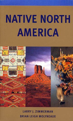 Native North America   2000 (Reprint) 9780806132860 Front Cover