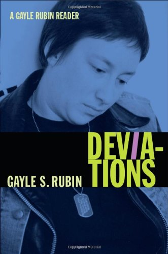 Deviations A Gayle Rubin Reader  2012 edition cover