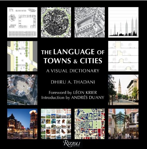 Language of Towns and Cities A Visual Dictionary  2010 edition cover