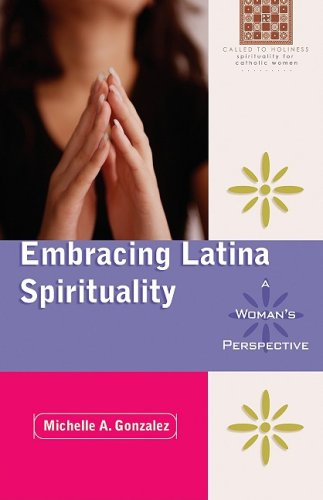 Embracing Latina Spirituality A Woman's Perspective  2009 edition cover