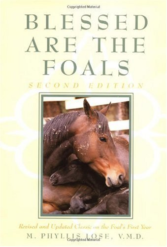 Blessed Are the Foals  2nd 1998 (Revised) edition cover