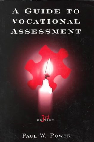Guide to Vocational Assessment  3rd 2000 edition cover