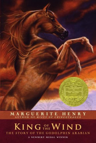 King of the Wind The Story of the Godolphin Arabian  2007 edition cover
