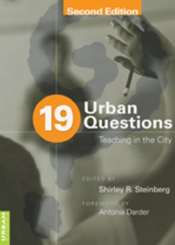 19 Urban Questions Teaching in the City 4th 2010 (Revised) 9781433108860 Front Cover