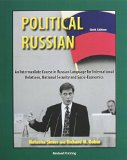 Political Russian An Intermediate Course in Russian Language for International Relations National Security and Socio-Economics 6th (Revised) edition cover