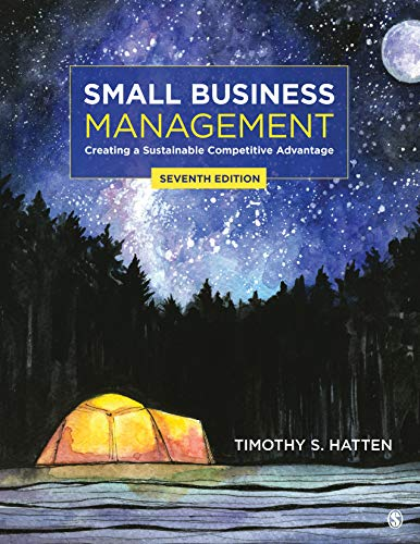 Small Business Management Creating a Sustainable Competitive Advantage 7th 2020 9781544330860 Front Cover